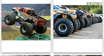 Amazing monster trucks