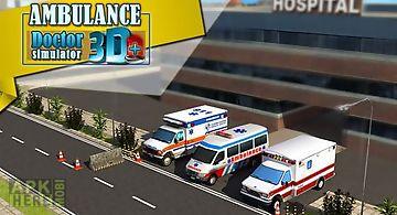 Ambulance: doctor simulator 3d