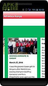 athletics kenya