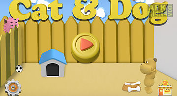 Cat and dog - game viet