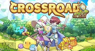 Crossroad of sid