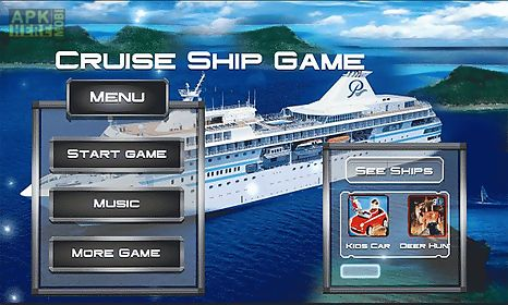 Cruise Ship Game Cargo Sim For Android Free Download At Apk Here - Cargo cruise ship