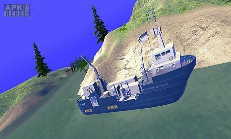 cruise ship game : cargo sim