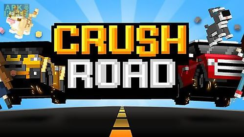 crush road: road fighter
