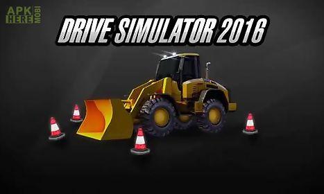 drive simulator 2016