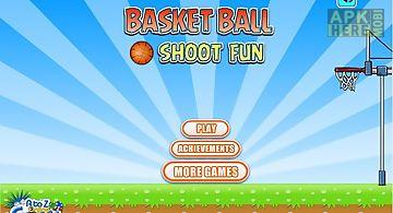 Magic basketball shoot
