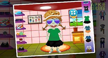 Monster salon fun game