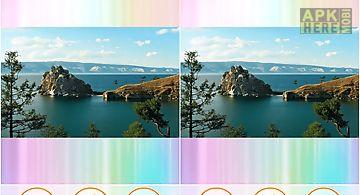 Rainbow cam filter