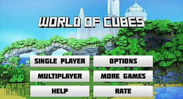 World of cubes - online block bu..