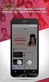 #fame - live video & celebs
