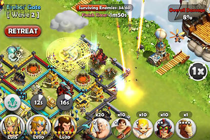 Hero sky: epic guild wars for Android free download at Apk