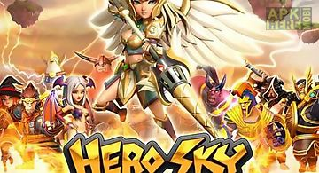 Hero sky: epic guild wars