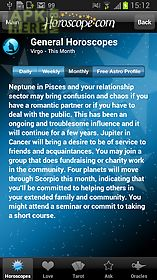 horoscope and tarot