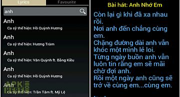 Loi bai hat - lời bài hát
