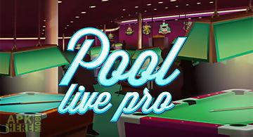 Pool live pro: 8-ball and 9-ball
