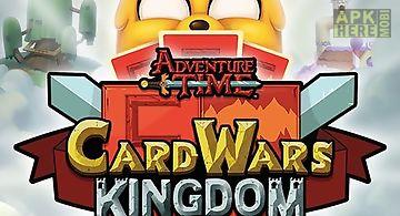 Adventure time: card wars kingdo..