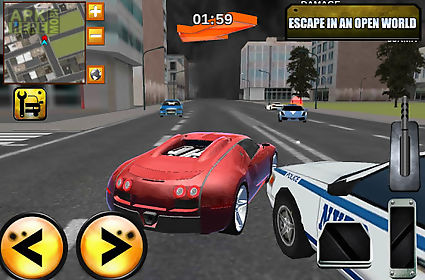 crazy driver gangster city 3d