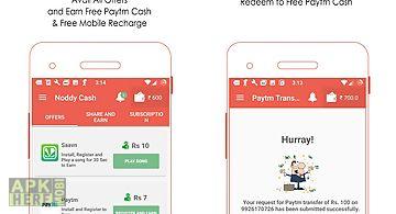 Free paytm cash & recharge
