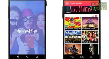 Velfie: video selfies