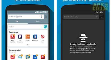 Swipe browser