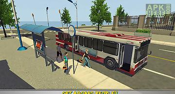 Commercial bus simulator 17