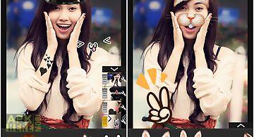 Fun face - photo collage