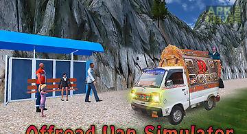 Real drive : van simulator