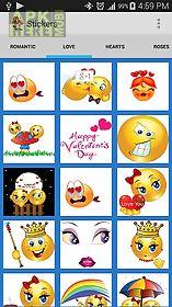 romantic love stickers