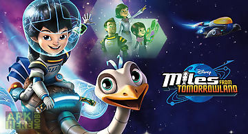 Disney: miles from tomorrowland...