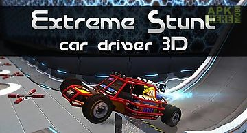 Extreme stunt car driver 3d
