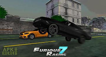 Furious racing 7: abu-dhabi