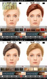 Hair color for Android free download at Apk Here store - ApkHere.Mobi