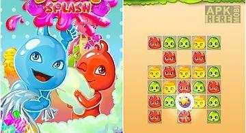 Jelly jam splash: match 3