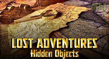 Lost adventures: hidden objects