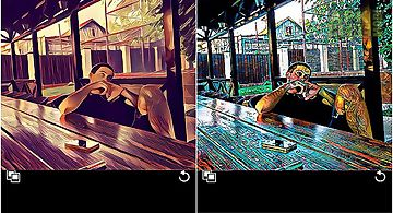 Photo effects for prisma