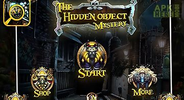 The hidden object mystery 4