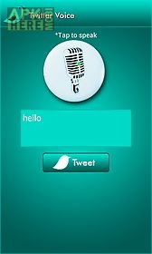 twitter voice notifications