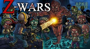 Z-wars: zombie war