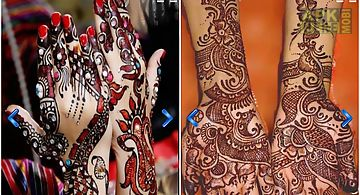 Mehndi App For Android : Mehndi designs for android free download at apk here store