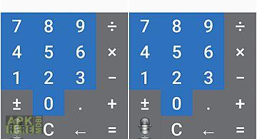 Speak n talk calculator lite