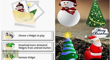Animated widgets