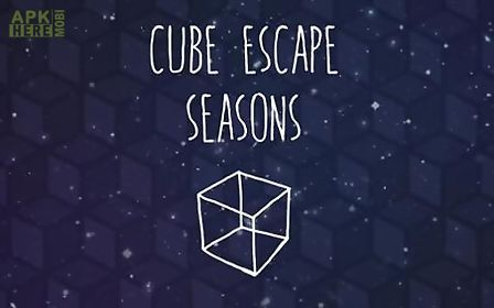 cube escape: seasons