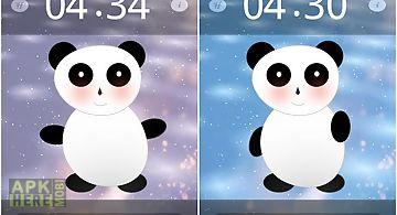 Dance panda lock lite
