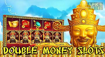 Double money slots