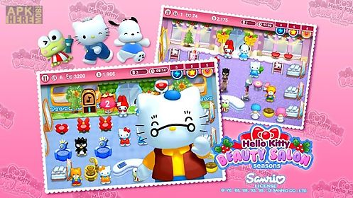 hello kitty christmas