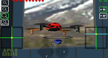 Indoor heli fight 3d free