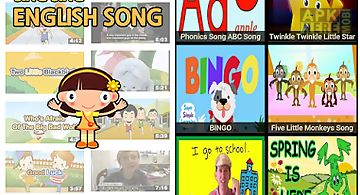 Kids english song videos