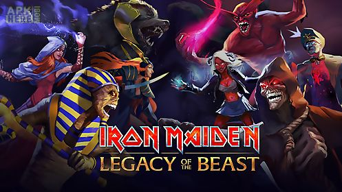 Maiden: legacy of the beast for Android free download at Apk