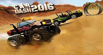 Car dash 2016