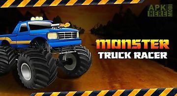 Monster truck racer: extreme mon..